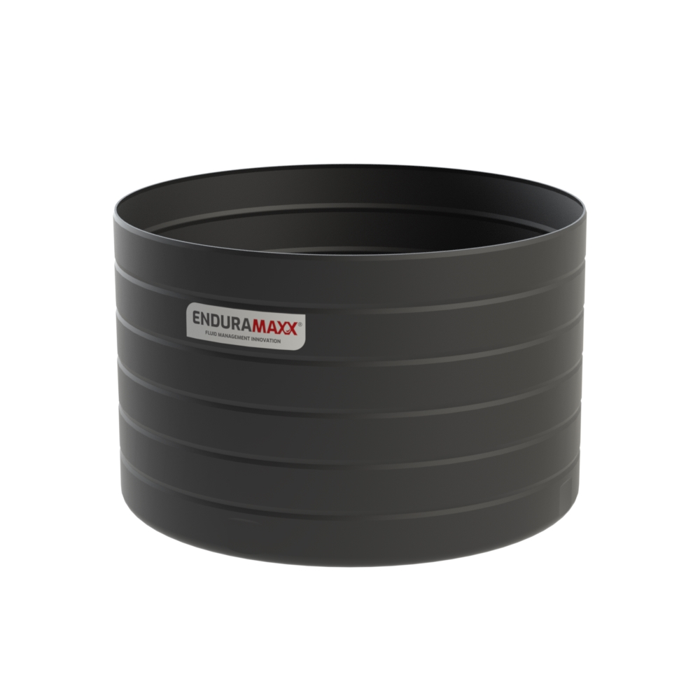 Enduramaxx 172055 20000 Litre Open Top Tank Black