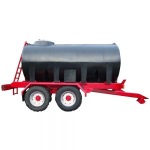 8,000 Litre Towable Water Bowser