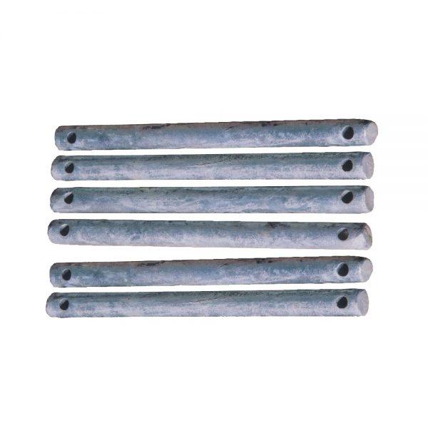 Set of 6 Mounting Pins - 198630-6