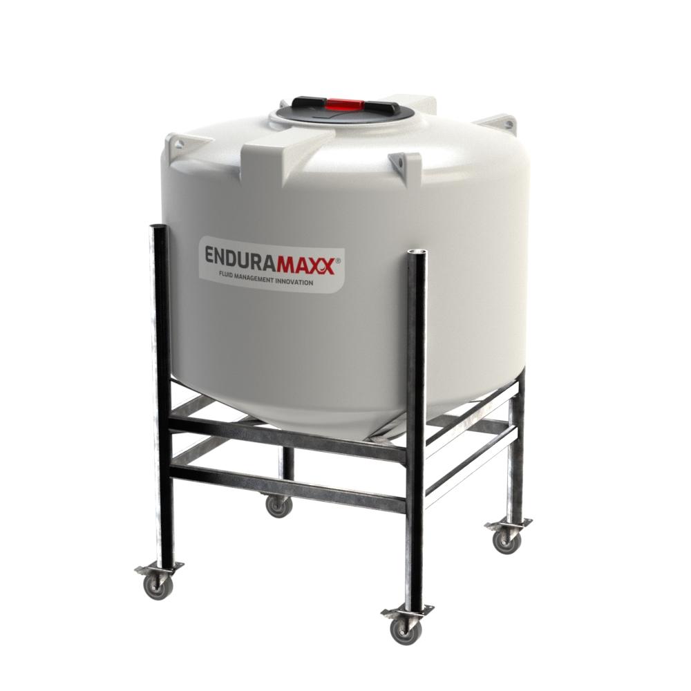 Enduramaxx 17560330 1000 Litre IBC Hopper Silo Tank