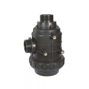 "135825 2"" Male/Male BSP Threaded Suction Filter (32 mesh)"