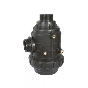 "135826 2"" Male/Male BSP Threaded Suction Filter (50 mesh)"