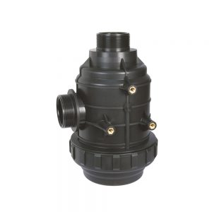 "135826 3"" Male/Male BSP Threaded Suction Filter (50 mesh)"
