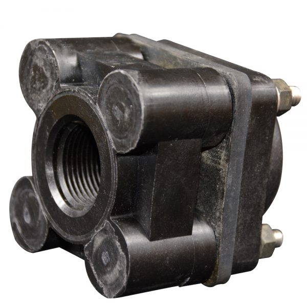 """178010 1"""" Banjo Bolted Tank Outlet NPT Thread"""