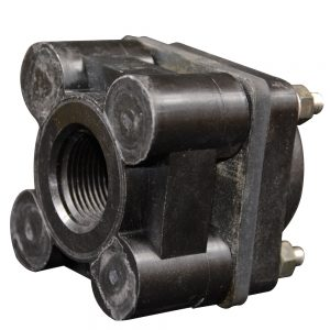 """178015 1.5"""" Banjo Bolted Tank Outlet NPT Thread"""