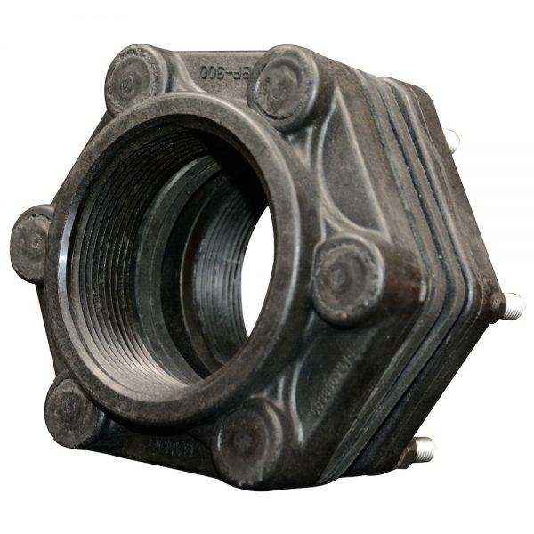 """3"""" Bolted Tank Flange – 3.5? Bolts"""