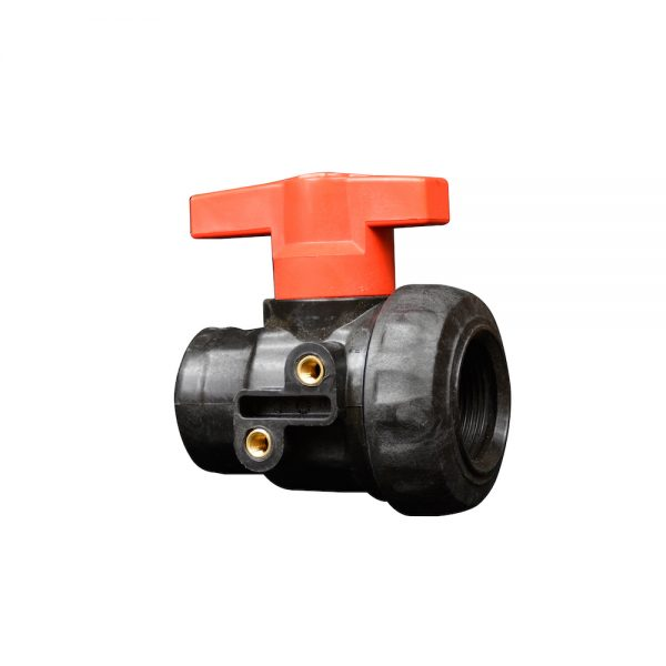 "1.25"" Female x 1.25"" Female Arag Ball Valve – BSP Thread"