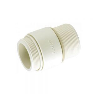 "178834 3"" NPT/BSP Male Male Threaded Fitting"