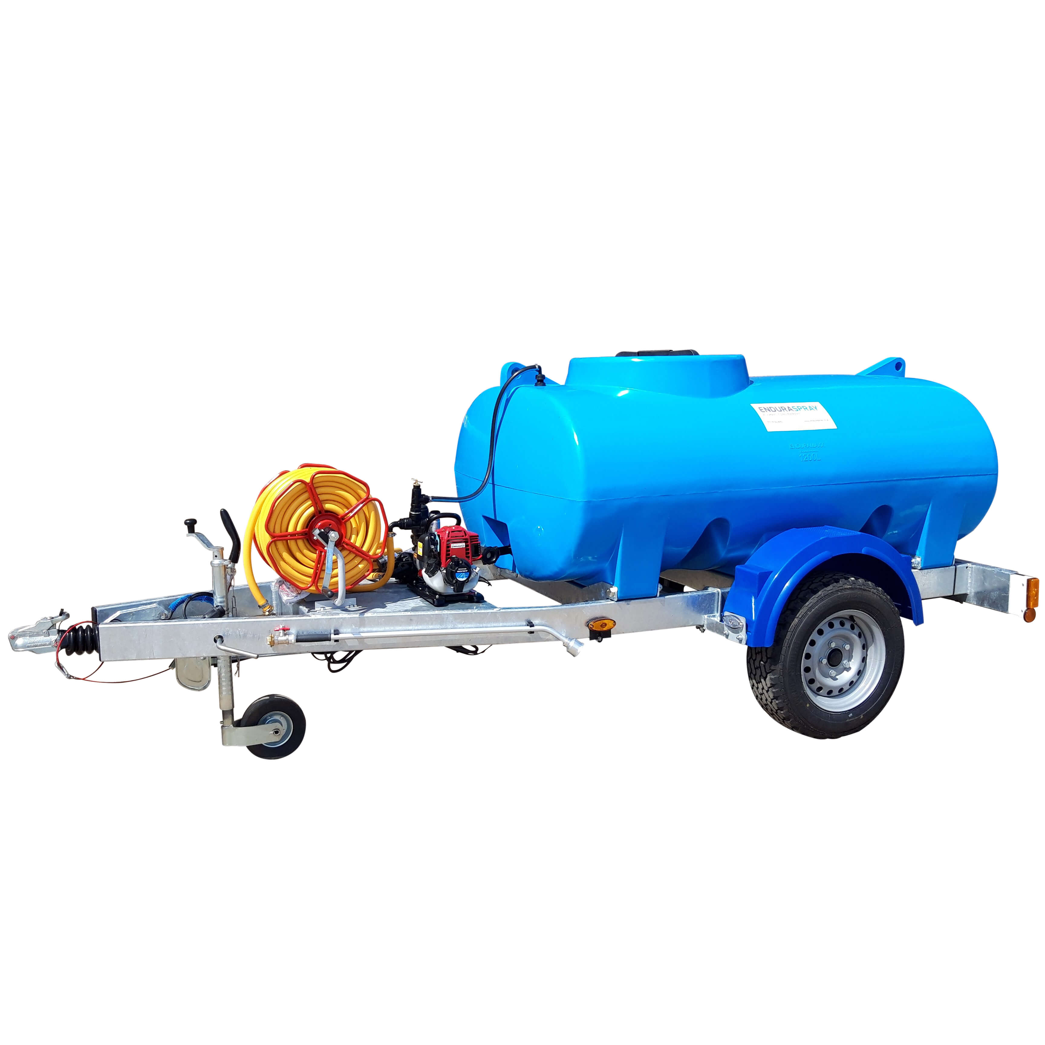 1,200 Litre Plant Watering Bowser