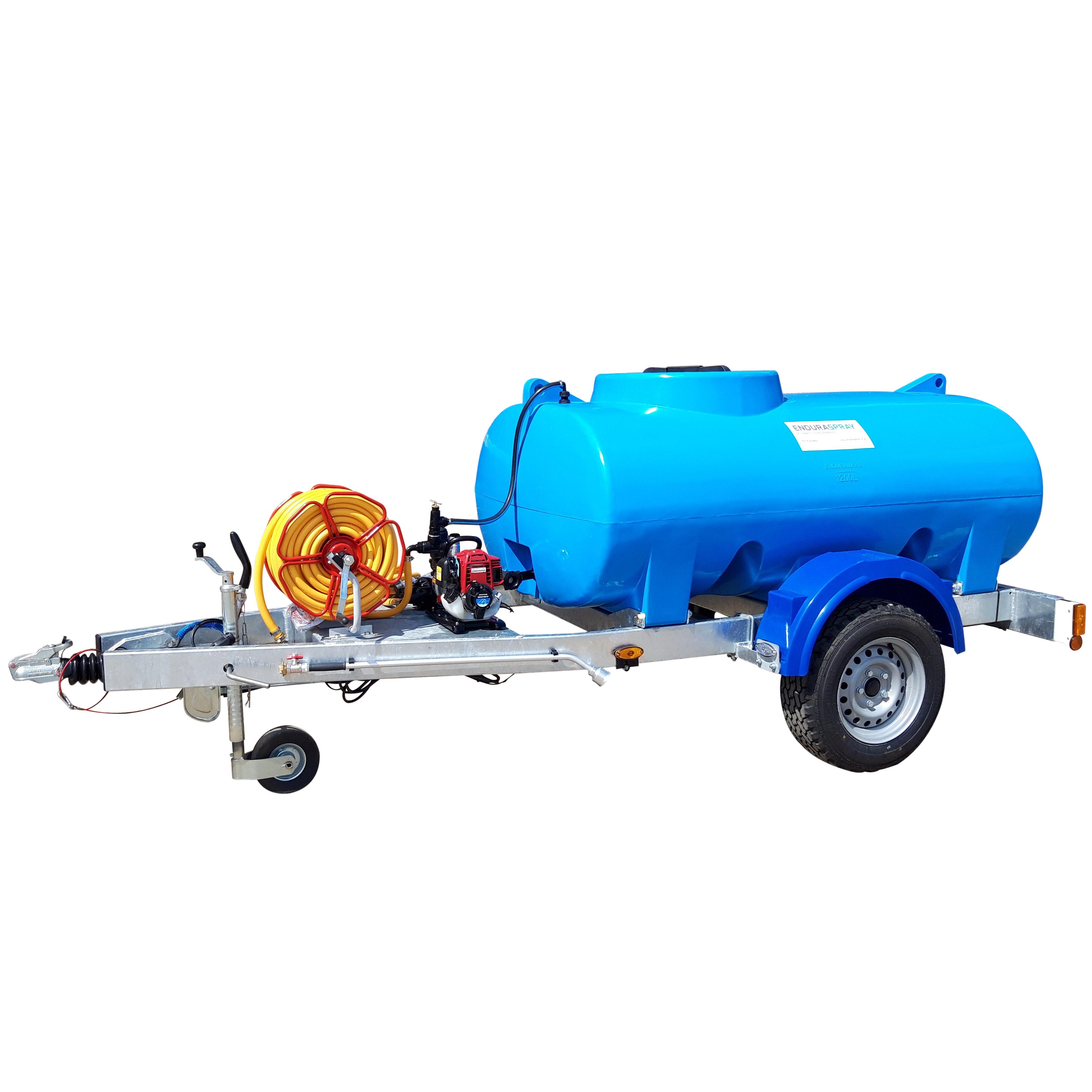 1,500 Litre Plant Watering Bowser