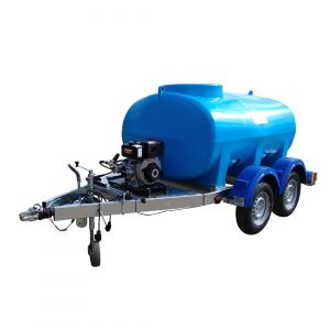 2,000 Litre Highway Pressure Washer Bowser