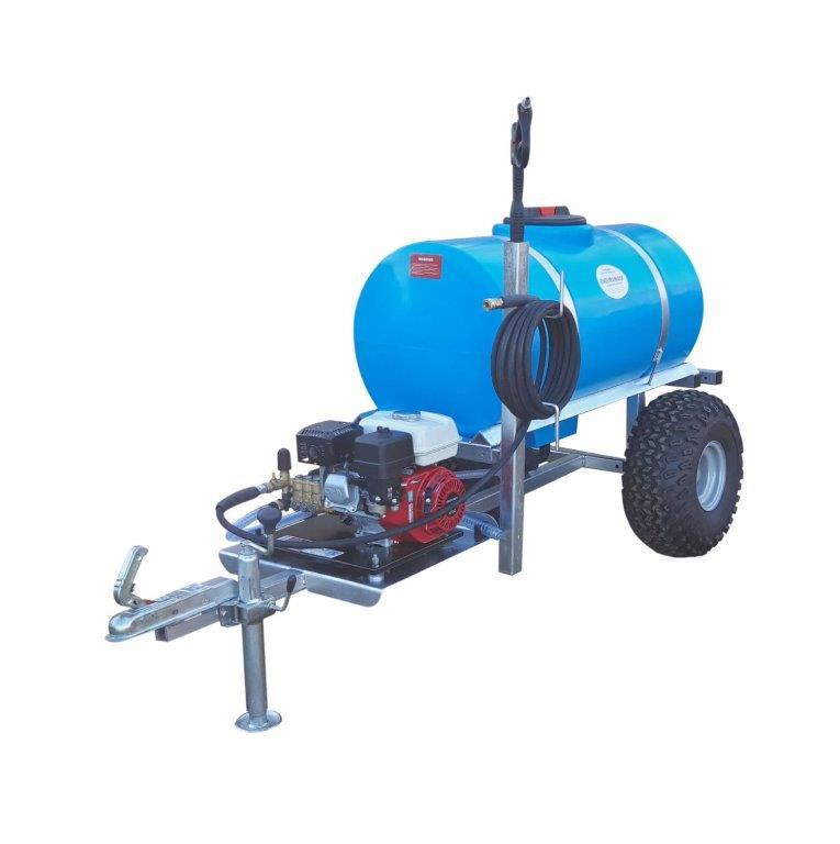 400 Litre Pressure Washer Bowser