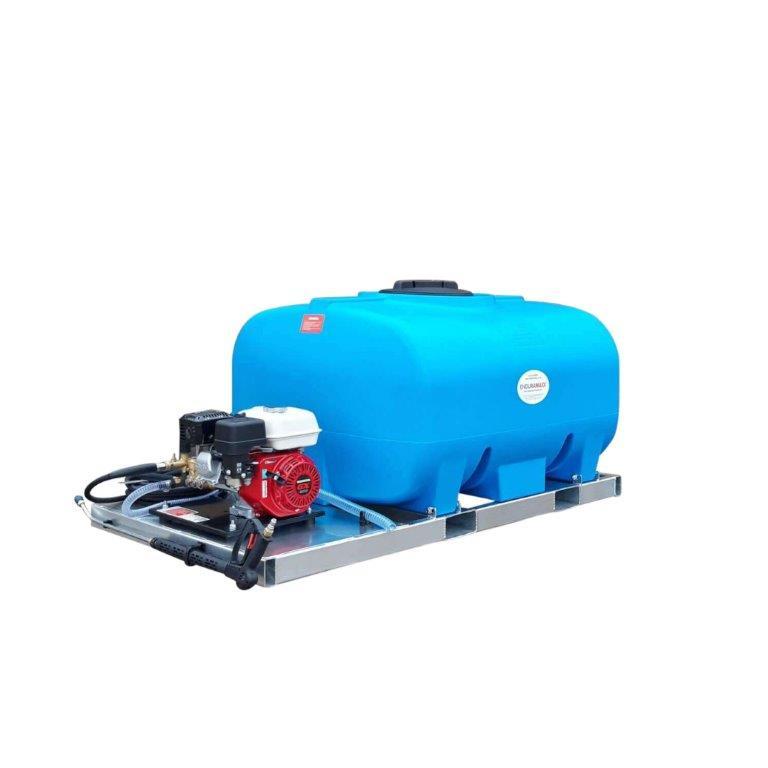 500 Litre Skid Pressure Washer