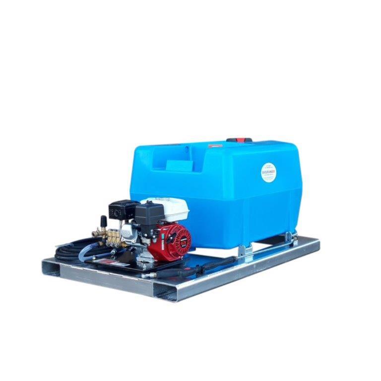 Enduramaxx 300 Litre Skid Pressure Washer