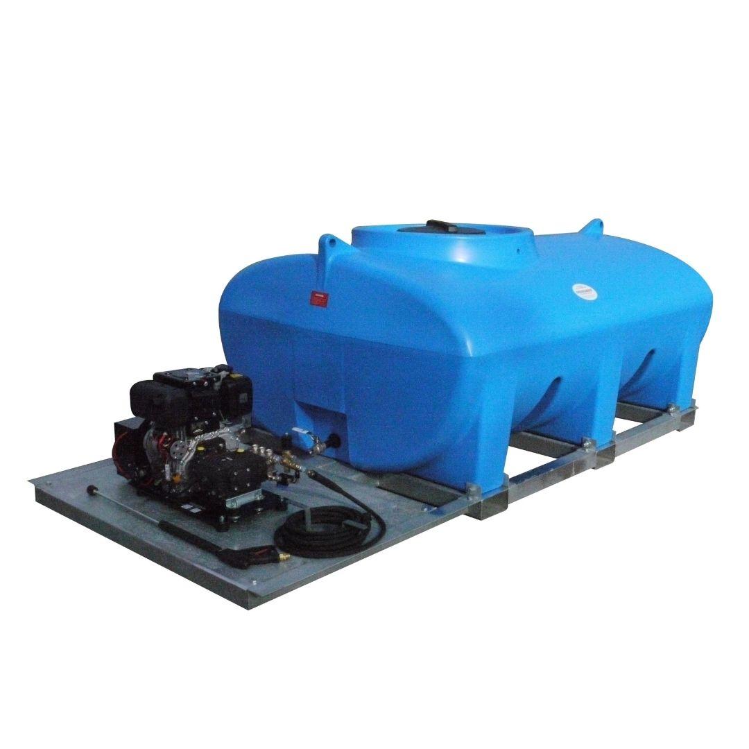 Enduramaxx 3,000 Litre Skid Pressure Washer