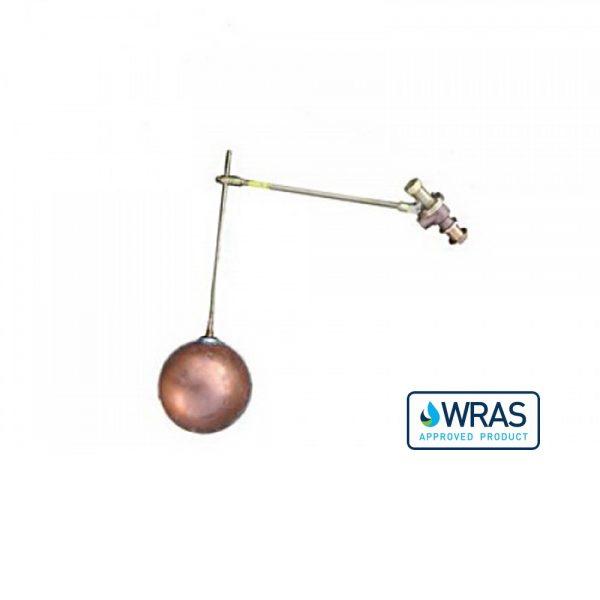 "¾"" drop arm float valve - 021611-WA"