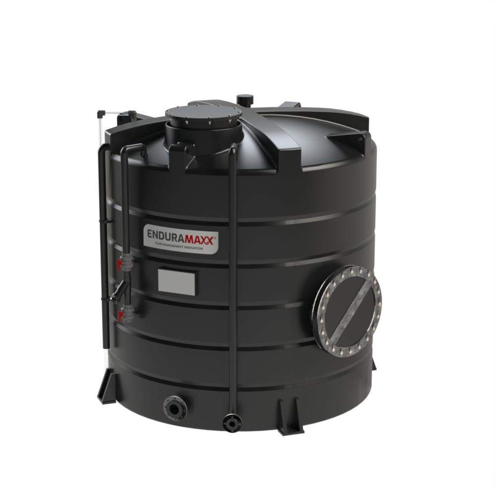 17222211-PP Enduramaxx 10000 Litre Polypropylene Industrial Chemical Tank