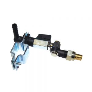 126410 - Versatile boom end nozzle assembly