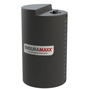 300 Litre Chemical Dosing Tank - Black