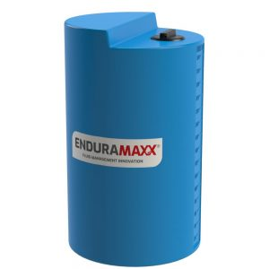 300 Litre Chemical Dosing Tank - Blue