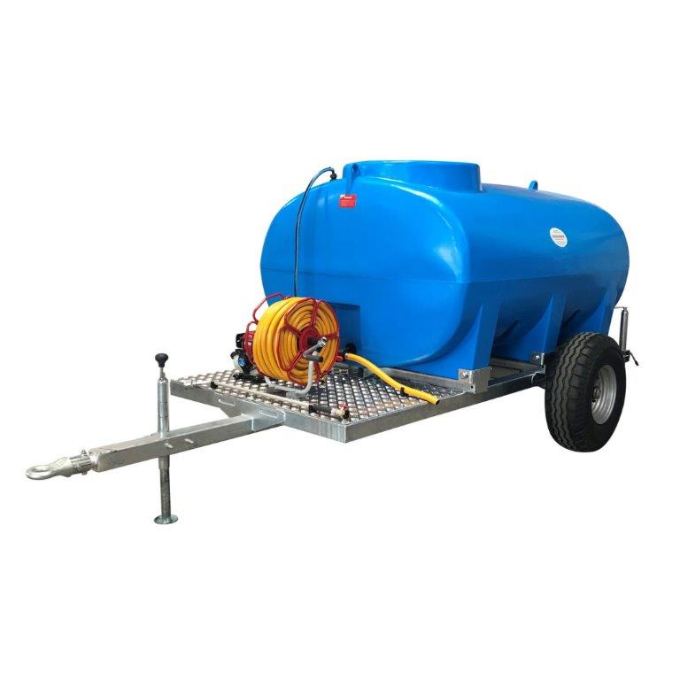 2,000 Litre Plant Watering Bowser