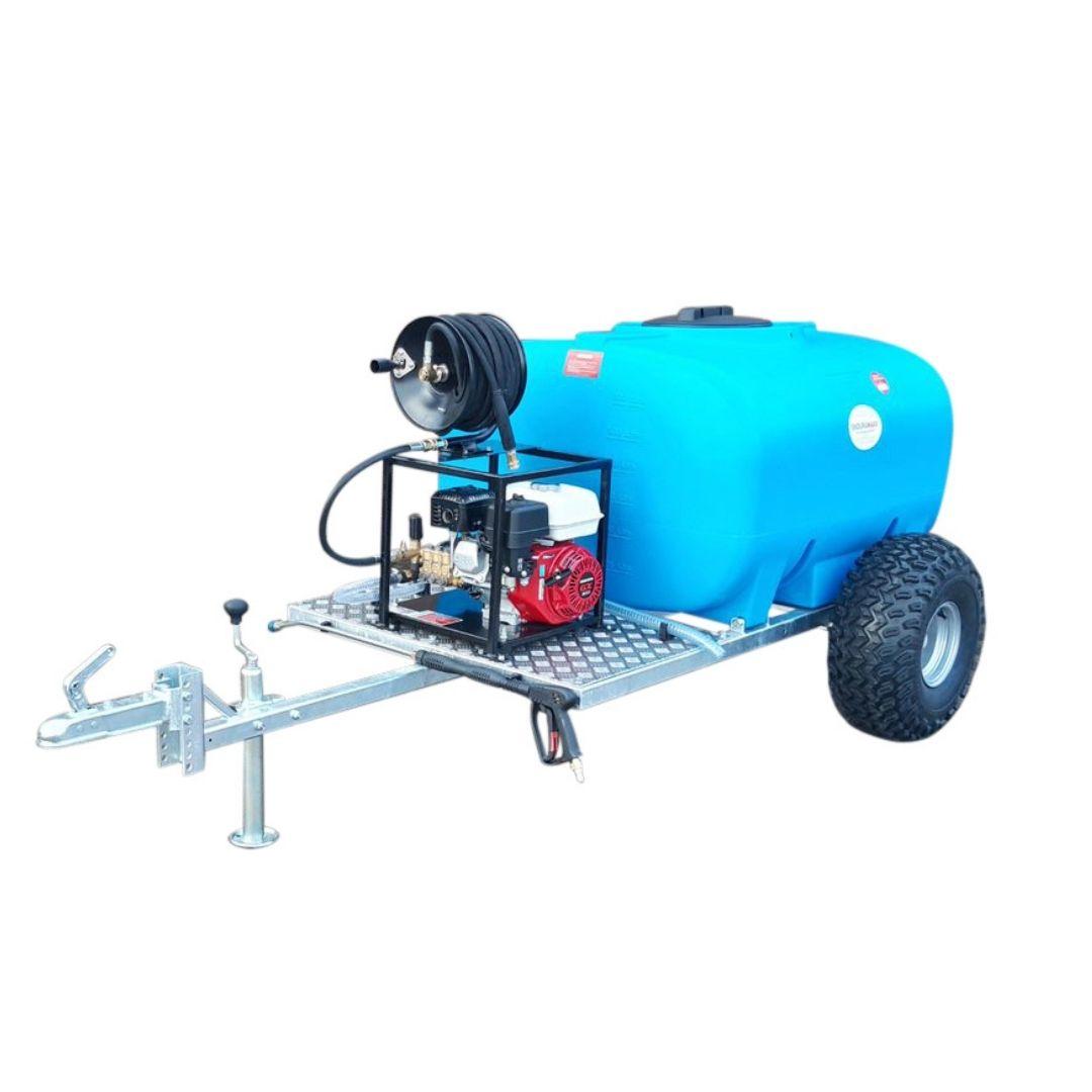 500 Litre Pressure Washer Bowser