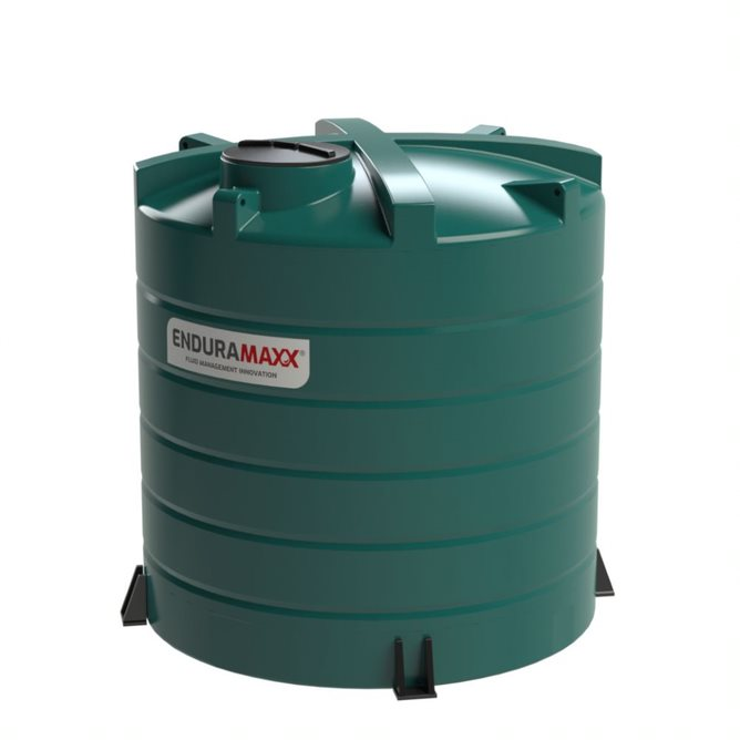 17222211 10000 Litre Industrial Tank Dark green