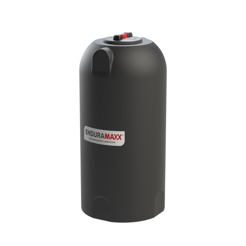 17270311 300 Litre Chemical tank Black