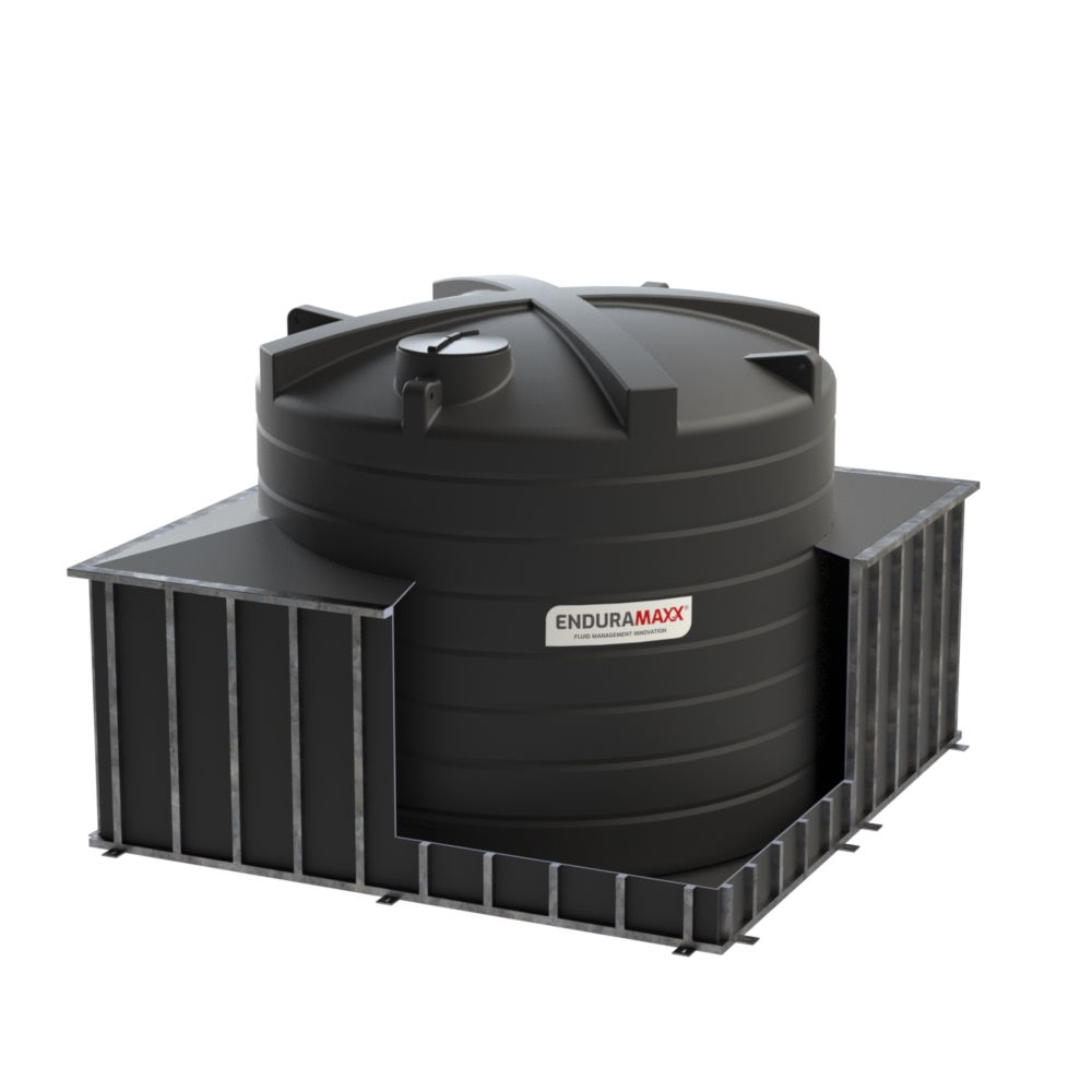 ctb25000 25000 Litre Bunded Chemical Tank