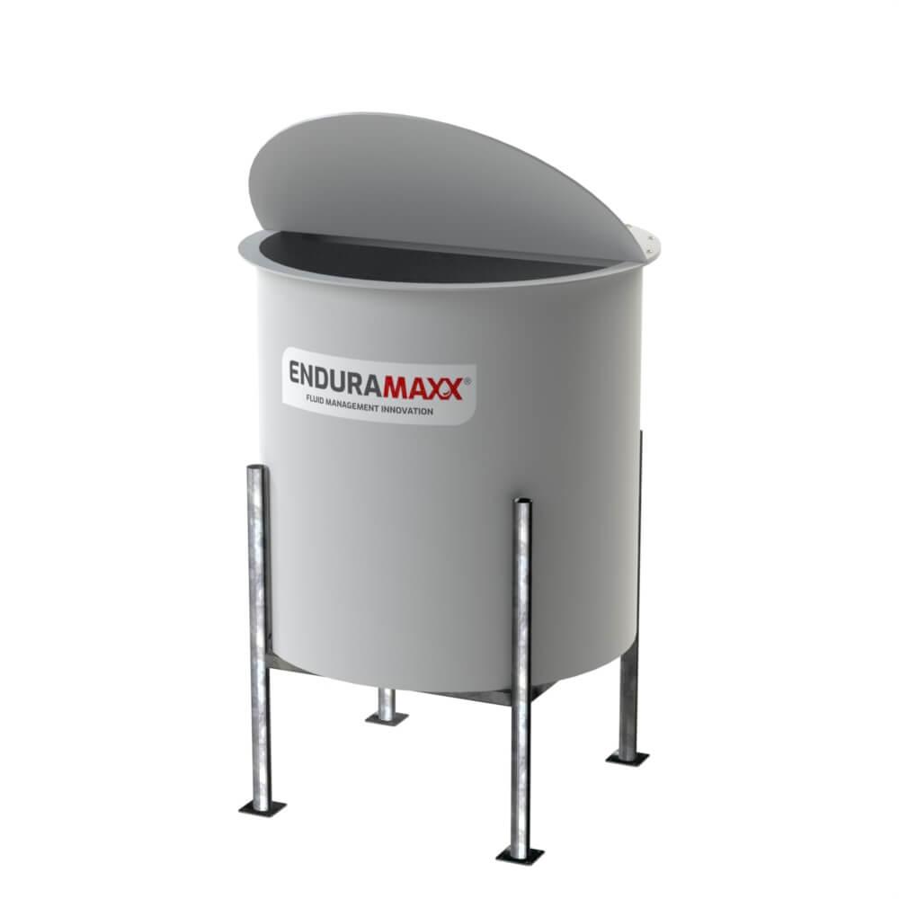 Enduramaxx-1200-Litre-Cone-Batch-Mixer-Tank-Hinged-Lid