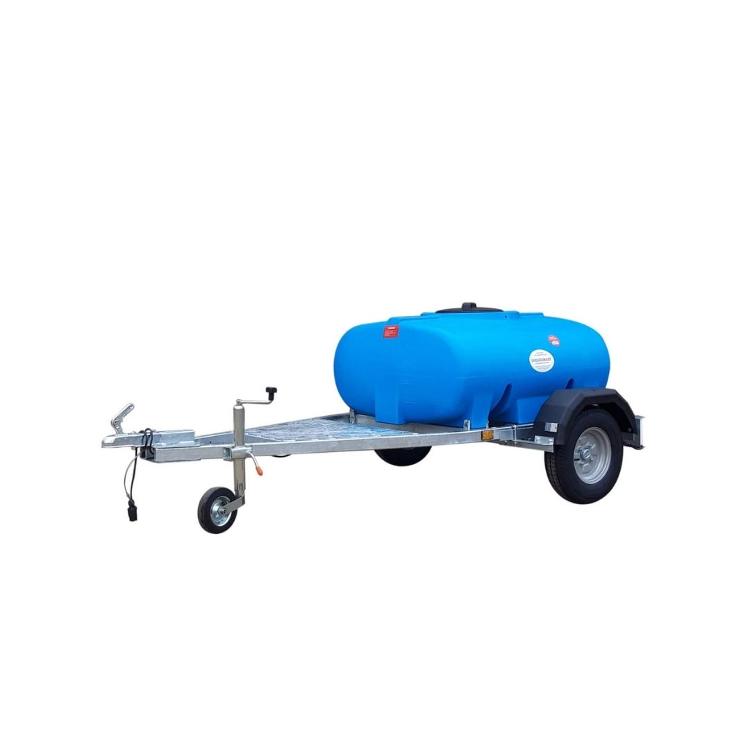 Enduramaxx 1420040-HT 400 Litre Highway Road Tow Water Bowser