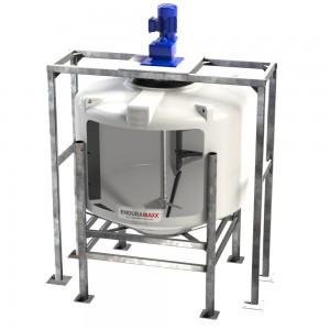 Industrial Mixer Tanks With Agitators