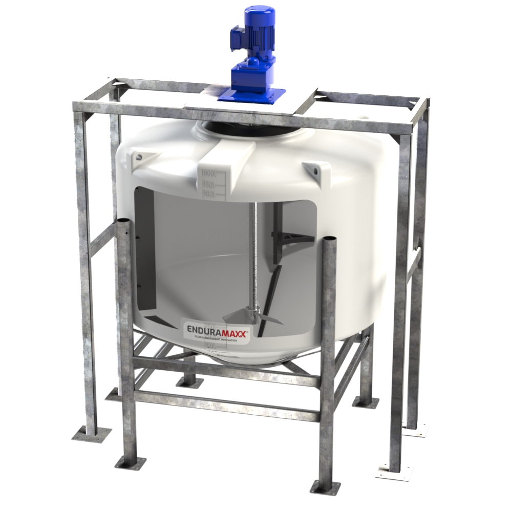 Enduramaxx Chemical Mixer Vessels