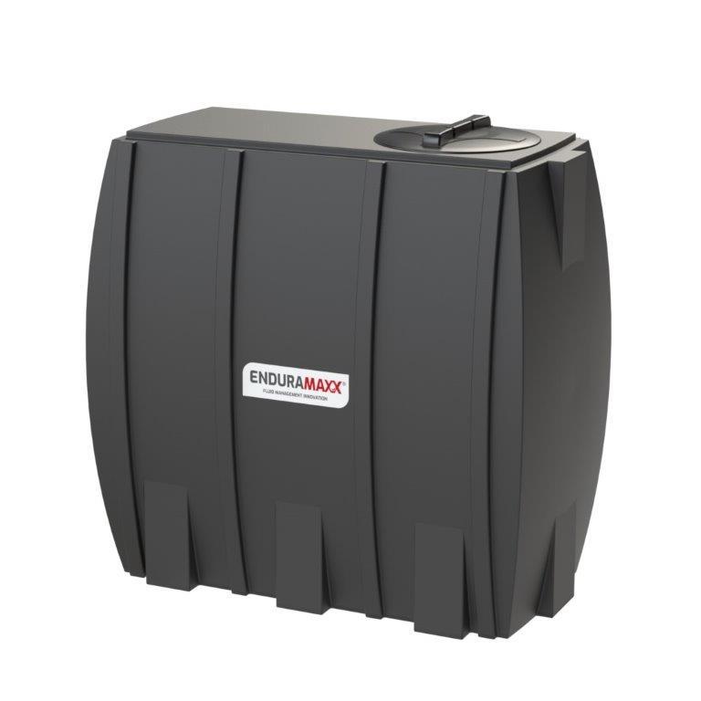 Enduramaxx 171310 1000 litre slimline water tank Black