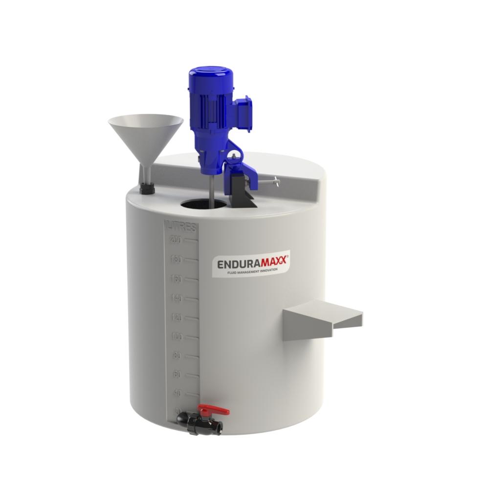 Enduramaxx Polymer Mixing Tanks