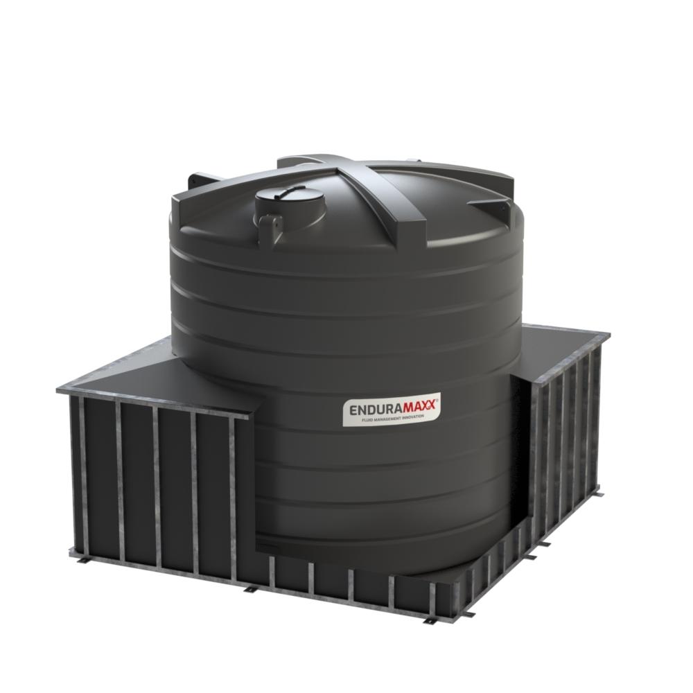 CTB25000-Effluent 25000 Litre Bunded Effluent Tank