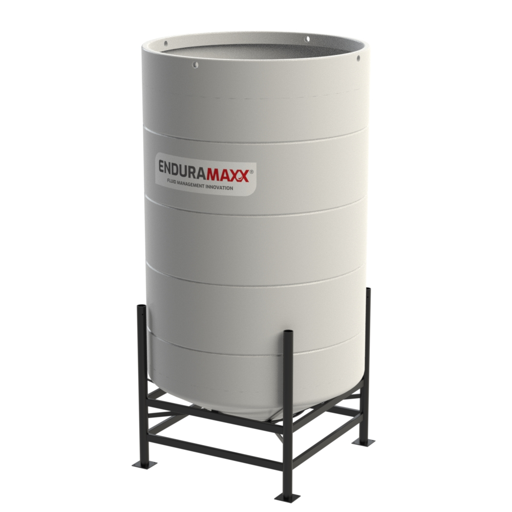 3,200 Litre 30° Open Top Cone Tank