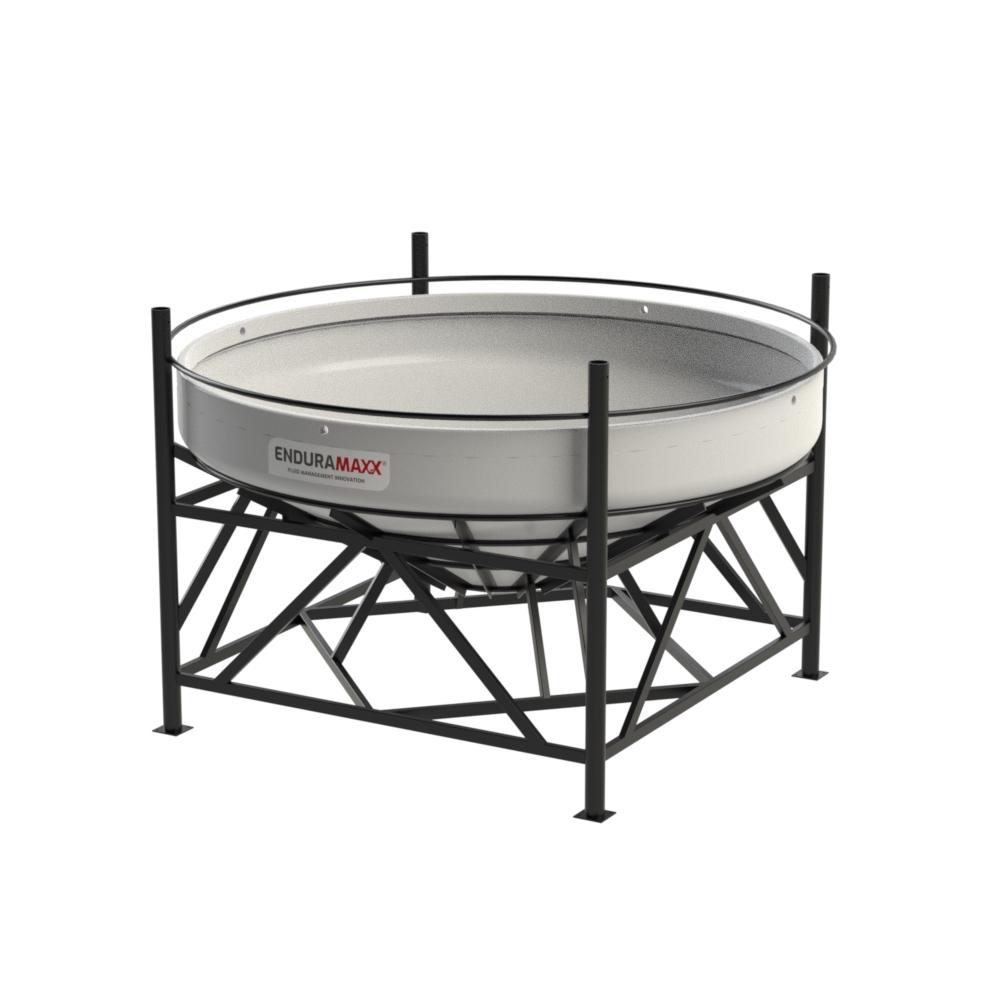 2,500 Litre 30° Open Top Cone Tank