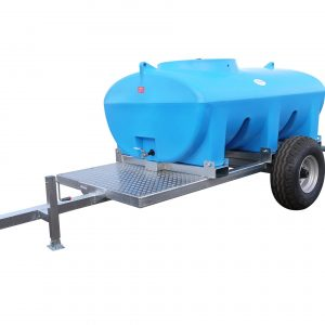 DW142400-ST 4,000 Litre Drinking Water Bowser, Site Tow