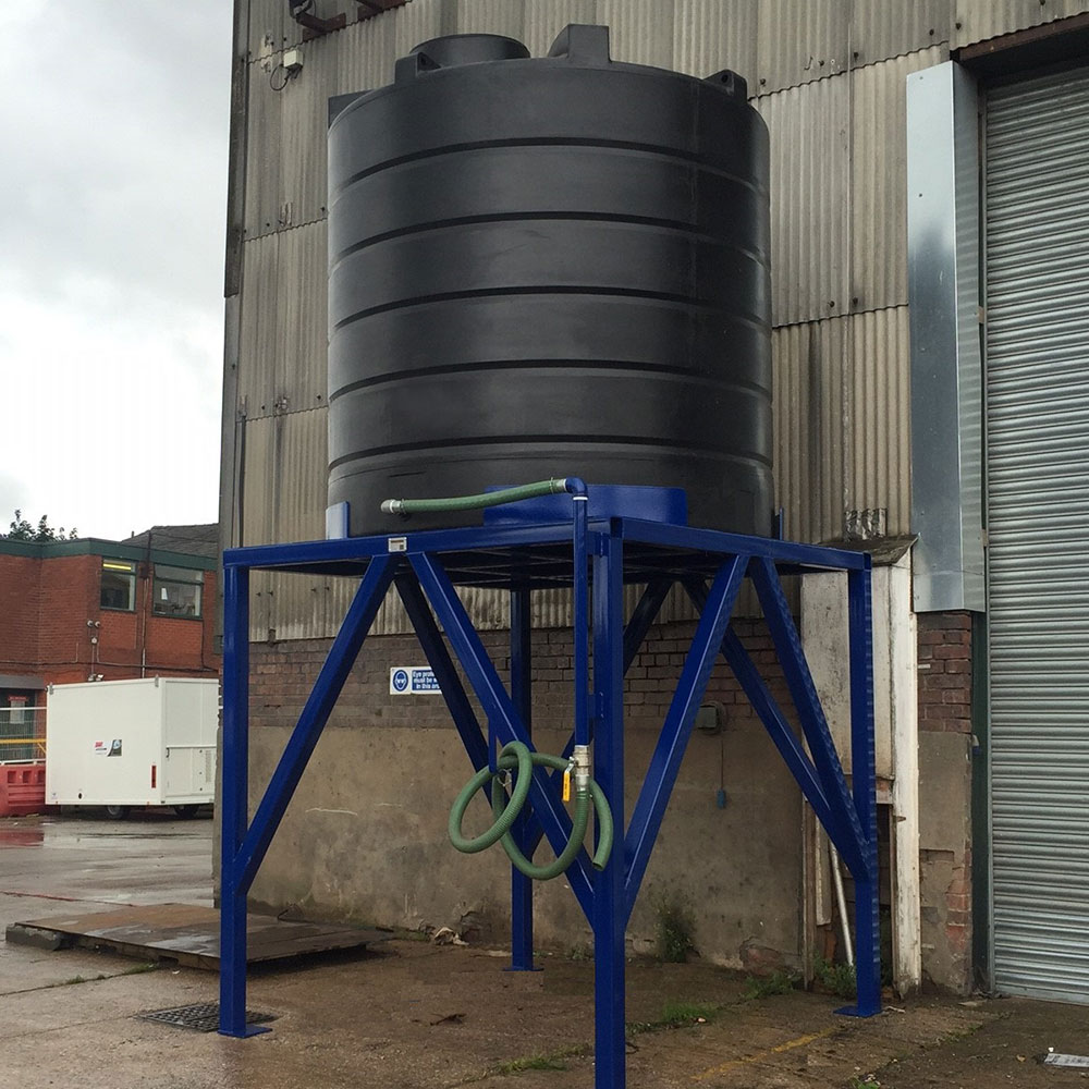 Raised Water Tank Frame