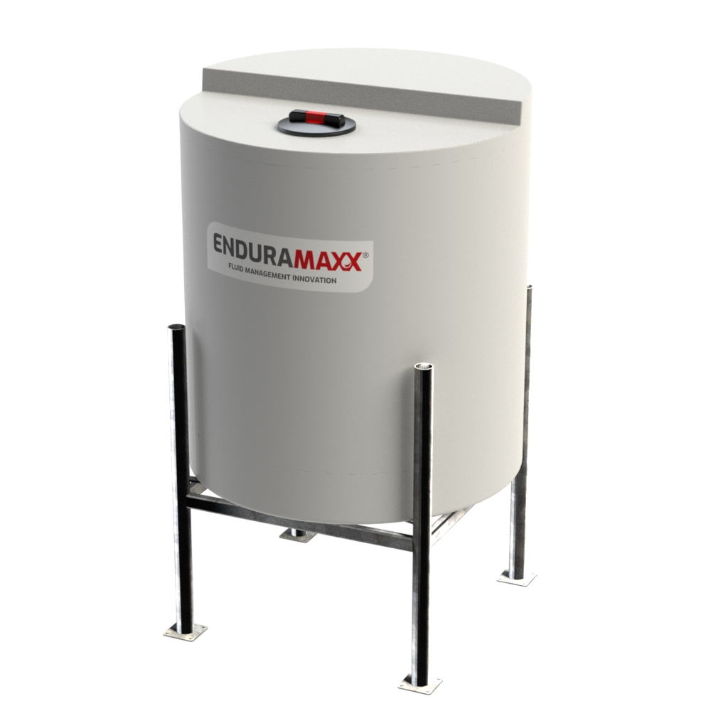 1200 Litre Conical dosing tank - Natural