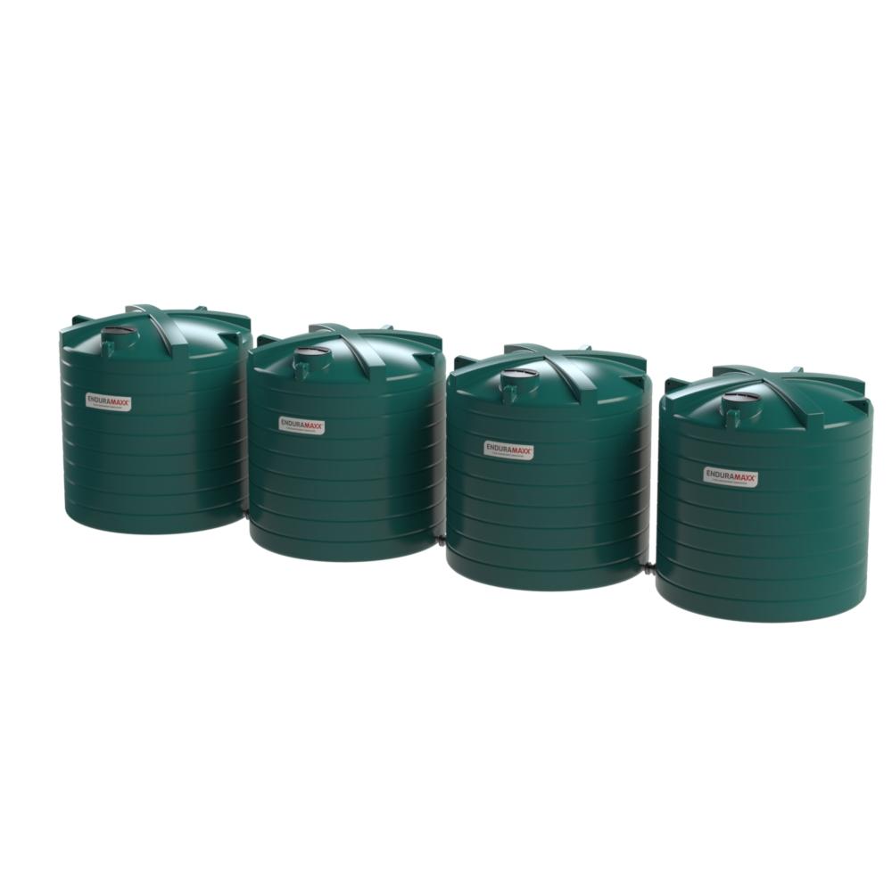 120000 litre rainwater tank-Green