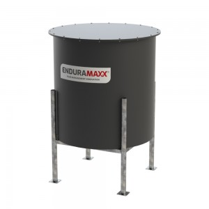Conical Batch Tank With Bolt Down Lid