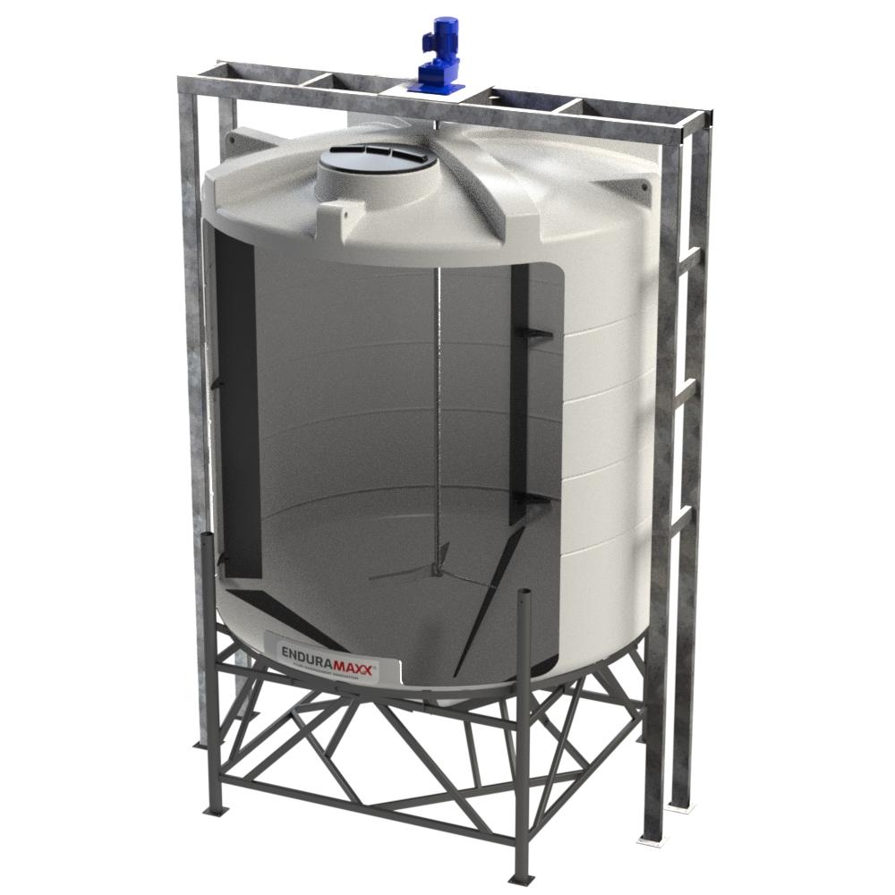 14000 Litre Conical Mixer Tank