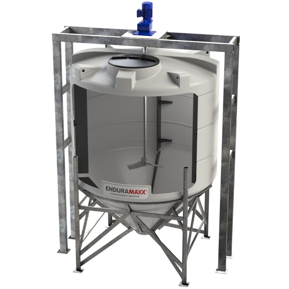 4900 Litre Conical Mixer Tank