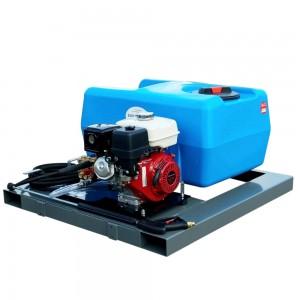 Skid Bowser Pressure Washer