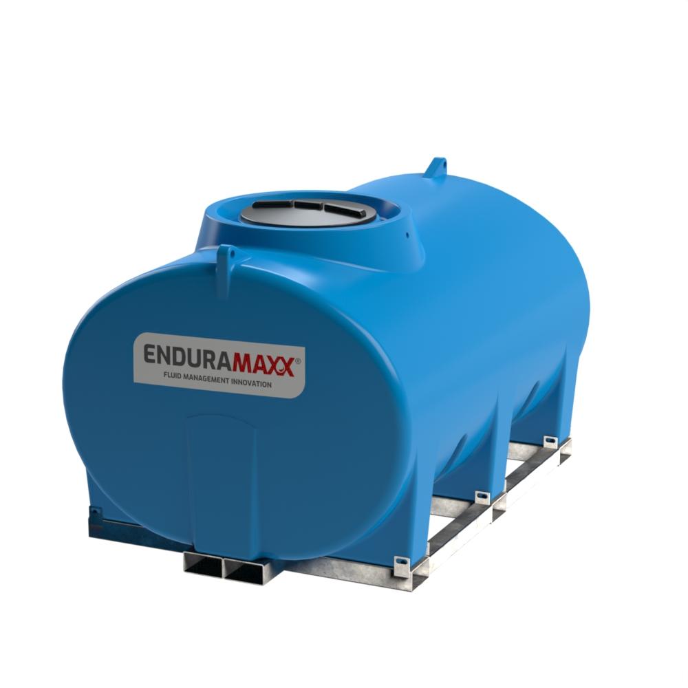 Enduramaxx 171035 4000 litre Horizontal Tank with frame