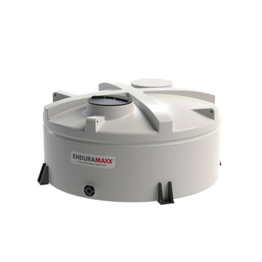 17220412 5,000 Litre Chemical Tank, Low Profile Natural