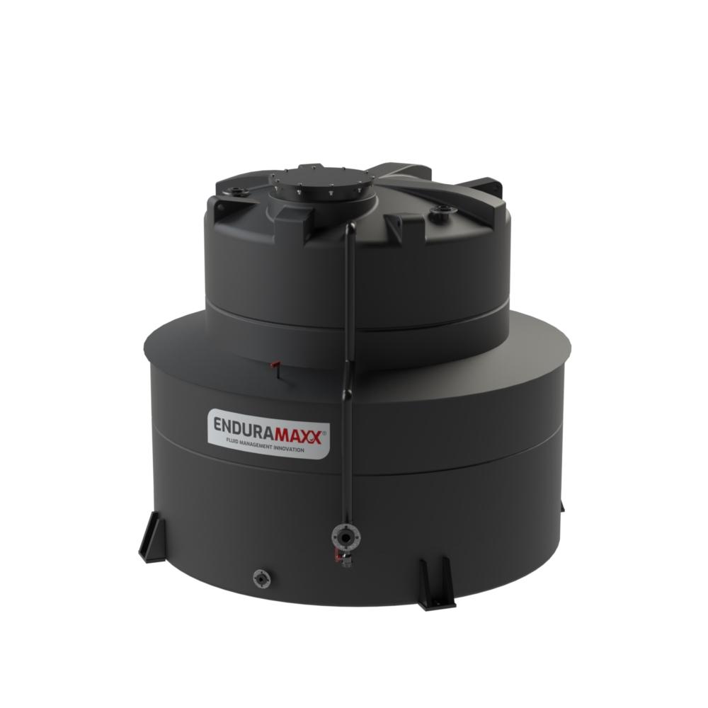 CTB5000 5000 litre Bunded Chemical Tank - Black