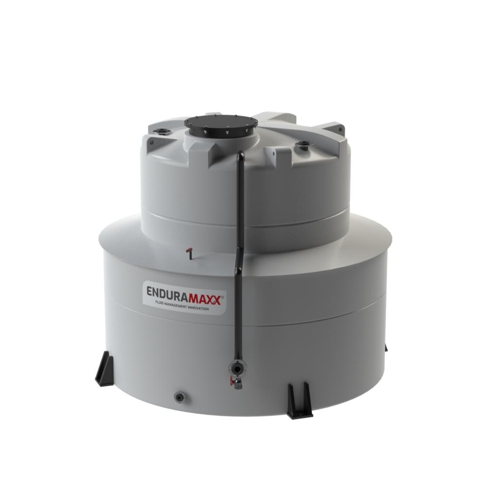 CTB5000 5000 litre Bunded Chemical Tank - Natural
